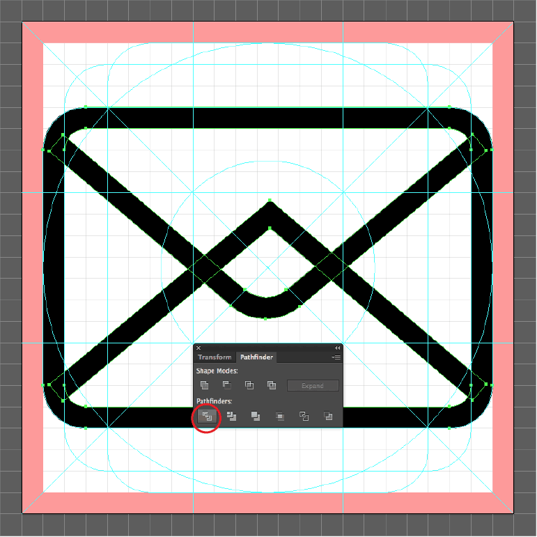 Adobe Illustrator CC - Divide