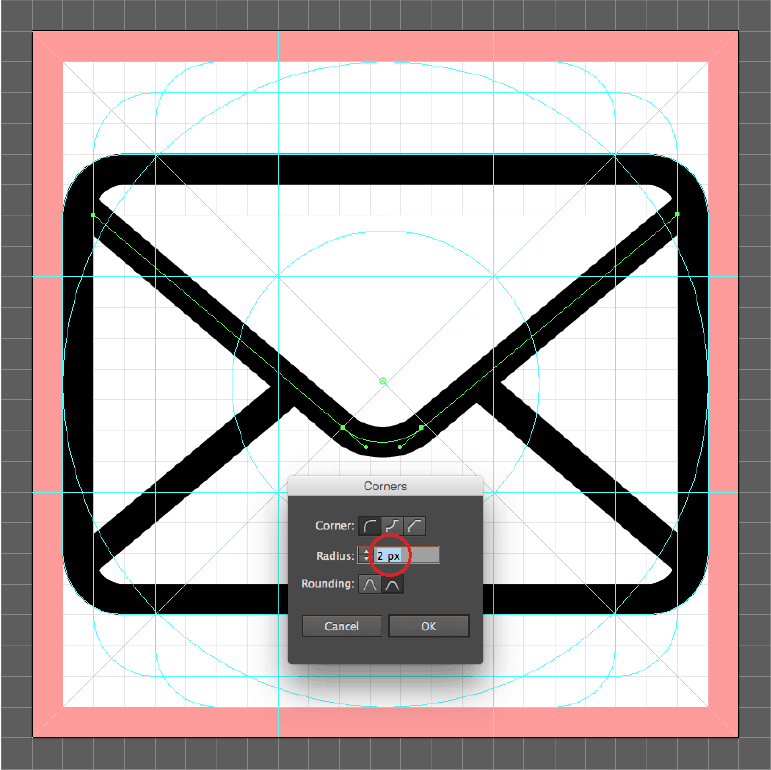 Adobe Illustrator CC -Rotate