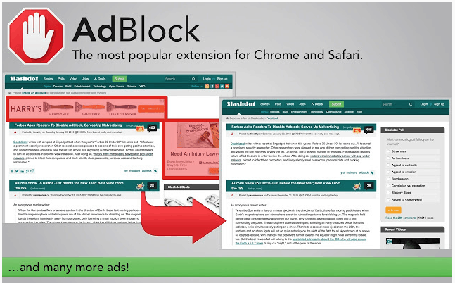 Chrome's Ad Blocker
