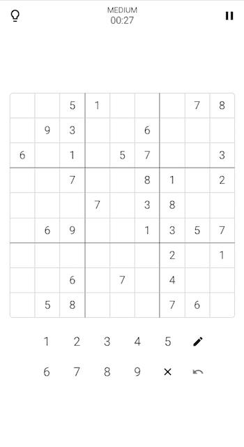Sudoku PWA