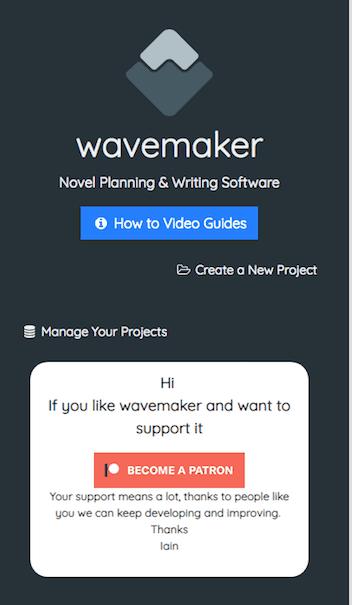 Wavemaker PWA