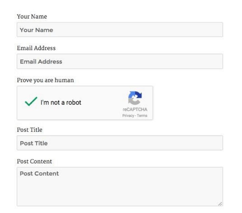Best WordPress CAPTCHA and reCAPTCHA plugins