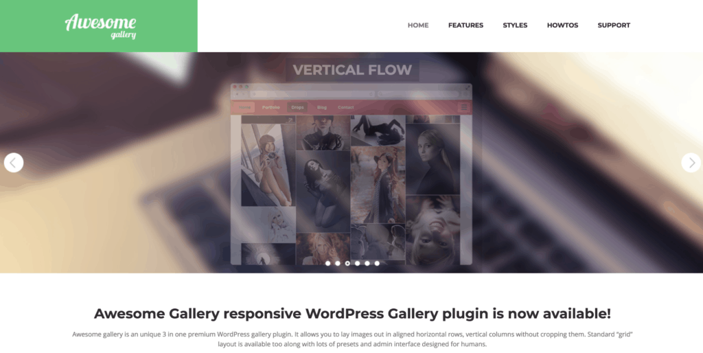 Awesome Gallery - Best WordPress Photo Gallery Plugins in 2019